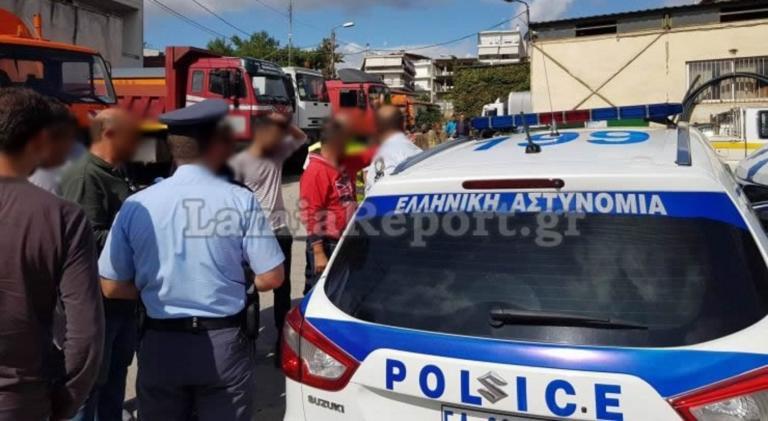 Λαμία: Οι τσιγγάνοι «εξαφάνισαν» το μηχανάκι που προκάλεσε τροχαίο