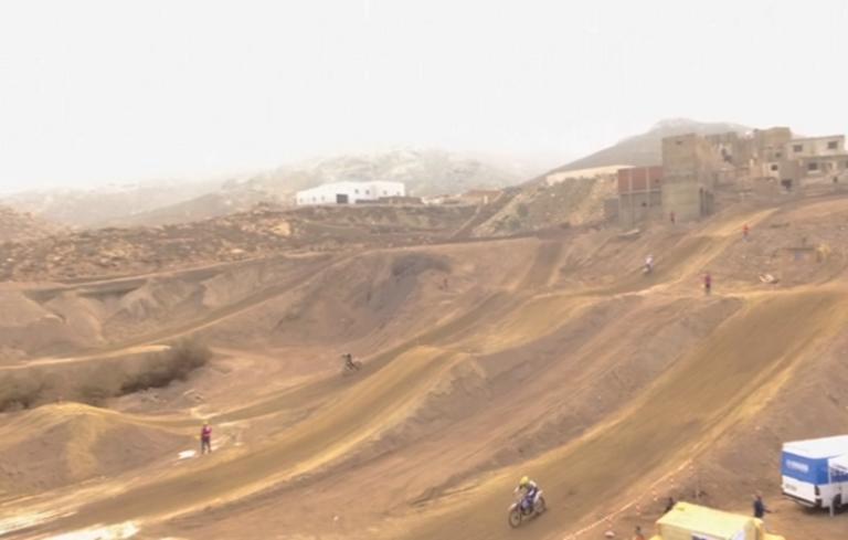 Μύκονος: Σούπερ θέαμα από πρωταθλητές του Motocross – Τα παλιά μεταλλεία έγιναν χωμάτινη πίστα – video