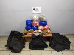 Για διακίνηση ναρκωτικών συνελήφθησαν δέκα αλλοδαποί στο Μοναστηράκι!