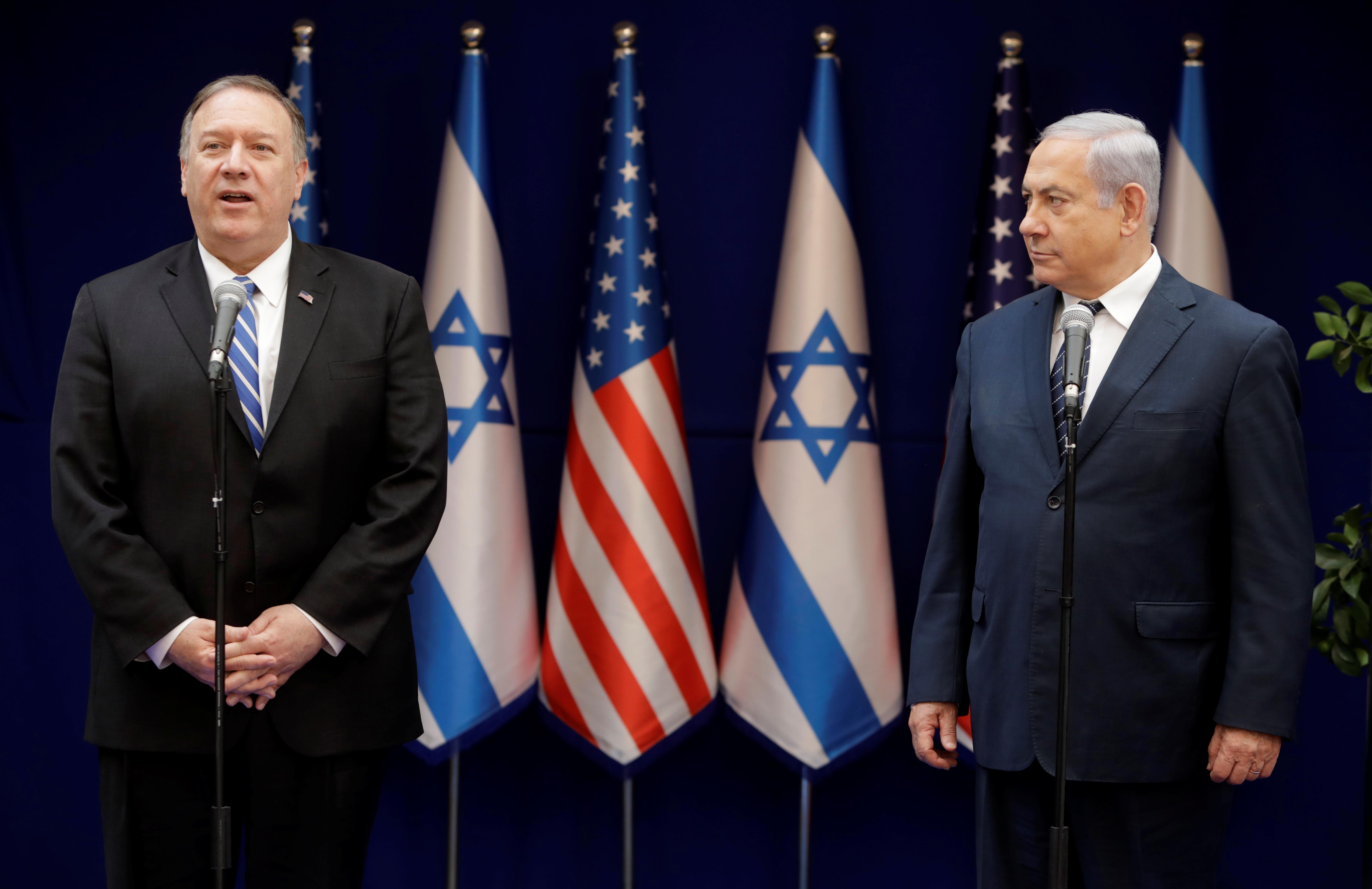 Νετανιάχου: Ιστορικό το σχέδιο του Τραμπ για την Μέση Ανατολή