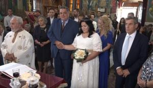 """Βόλος: Η νύφη άκουσε το """"η δε γυνή να φοβήται τον άντρα"""" και έκανε κάτι που δεν περίμενε κανείς – video"""