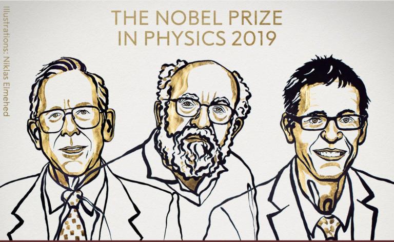 Νόμπελ Φυσικής: Απονεμήθηκε σε δυο Ελβετούς κι έναν Καναδοαμερικανό