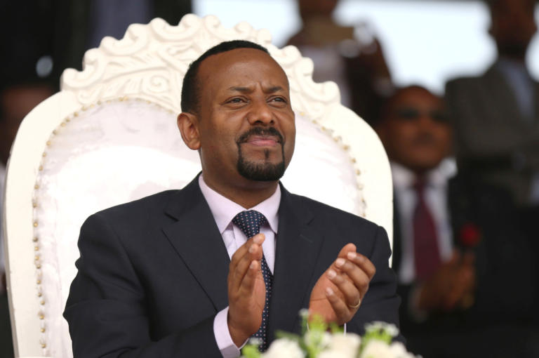 Νόμπελ Ειρήνης 2019: Ποιος είναι ο Άμπι Άχμεντ o πρωθυπουργός της Αιθιοπίας
