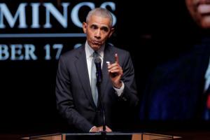 Όταν ο Μπαράκ Ομπάμα άφησε… «παγωτό» τον Έντι Μέρφι