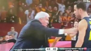 Ομπράντοβιτς: Ανέβασε… πίεση με Μαχμούτογλου! Η χειρονομία στον παίκτη της Φενέρ – video