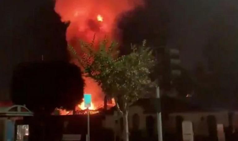 Έκρηξη στο Oktoberfest στην Καλιφόρνια! Δεκάδες τραυματίες – Video