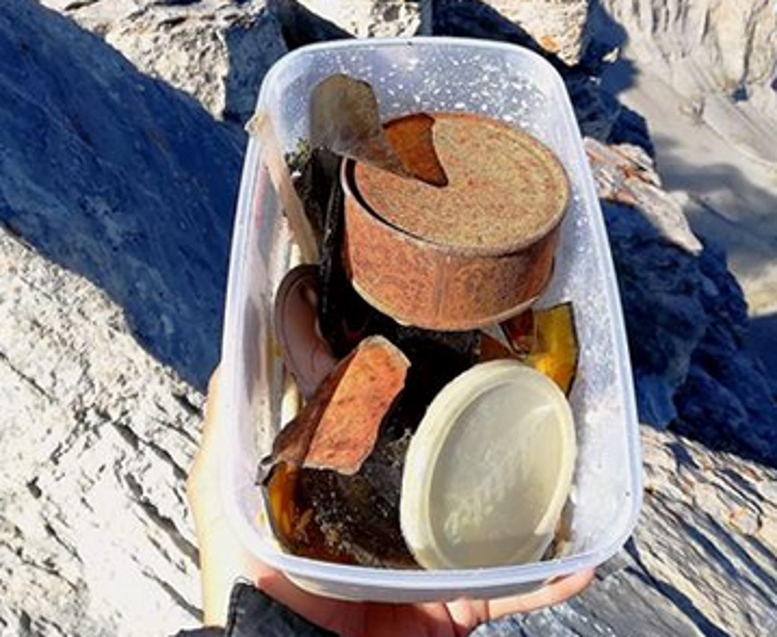 Όλυμπος: Σκουπίδια στην κορυφή του βουνού – Οι εικόνες που αντίκρισε ορειβάτης όταν ανέβηκε [pics]