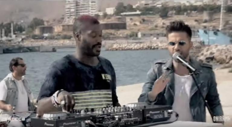 Νέο τραγούδι από Onirama και… Τζιμπρίλ Σισέ! – video