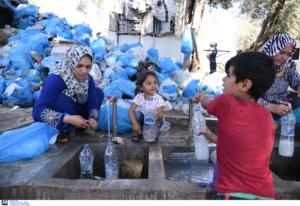 Χάος! Πάνω από 13.800 πρόσφυγες και μετανάστες ζουν στη Μόρια!