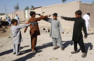 Αφγανιστάν: Σοκαριστικά στοιχεία – Τα παιδιά έως 18 χρονών έχουν ζήσει μόνο πόλεμο