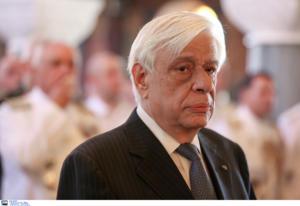Παυλόπουλος: Για την υπεράσπιση της ειρήνης, δεν επιτρέπονται ολιγωρίες