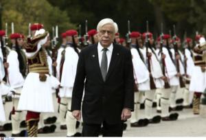 """Παυλόπουλος στη Σύνοδο Αrraiolos Group: """"Έτσι θα αποδώσει η επιχείρηση της Ευρωπαϊκής Ενοποίησης"""""""