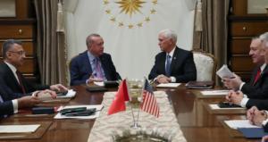 Συρία: Έτσι συμφωνήθηκε η κατάπαυση πυρός – Η απαίτηση του Ερντογάν
