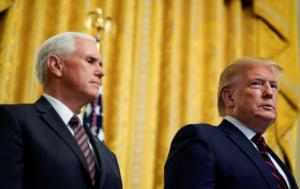 Εξελίξεις! Στέλνει Πενς και Πομπέο στον Ερντογάν ο Τραμπ