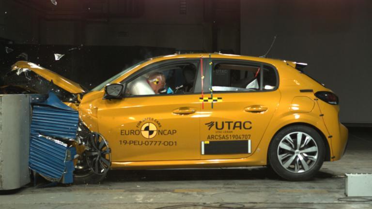 Πόσο ασφαλή είναι το νέο Peugeot 208, η νέα BMW 1 Series και εννέα ακόμα αυτοκίνητα; [vid]