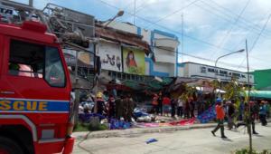 Νέος σεισμός στις Φιλιππίνες – Τουλάχιστον 4 νεκροί
