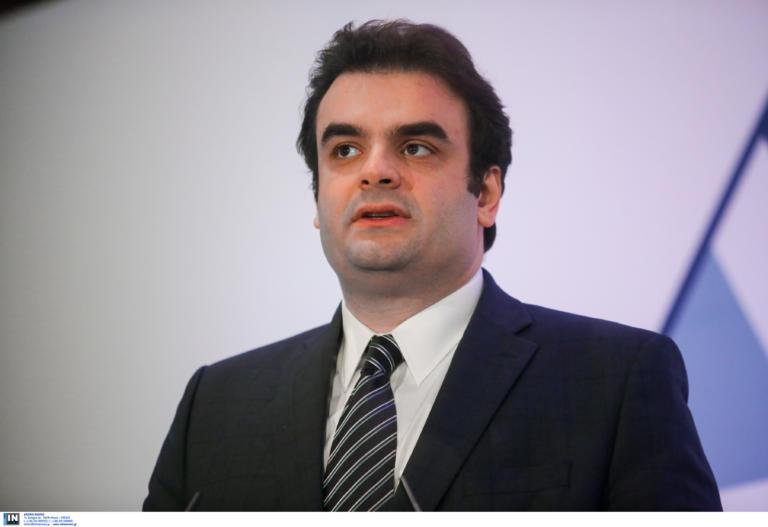 Ο Κυριάκος Πιερρακάκης στους φιναλίστ για βραβείο που αφορά στην βελτίωση της κοινωνίας μέσω της τεχνολογίας