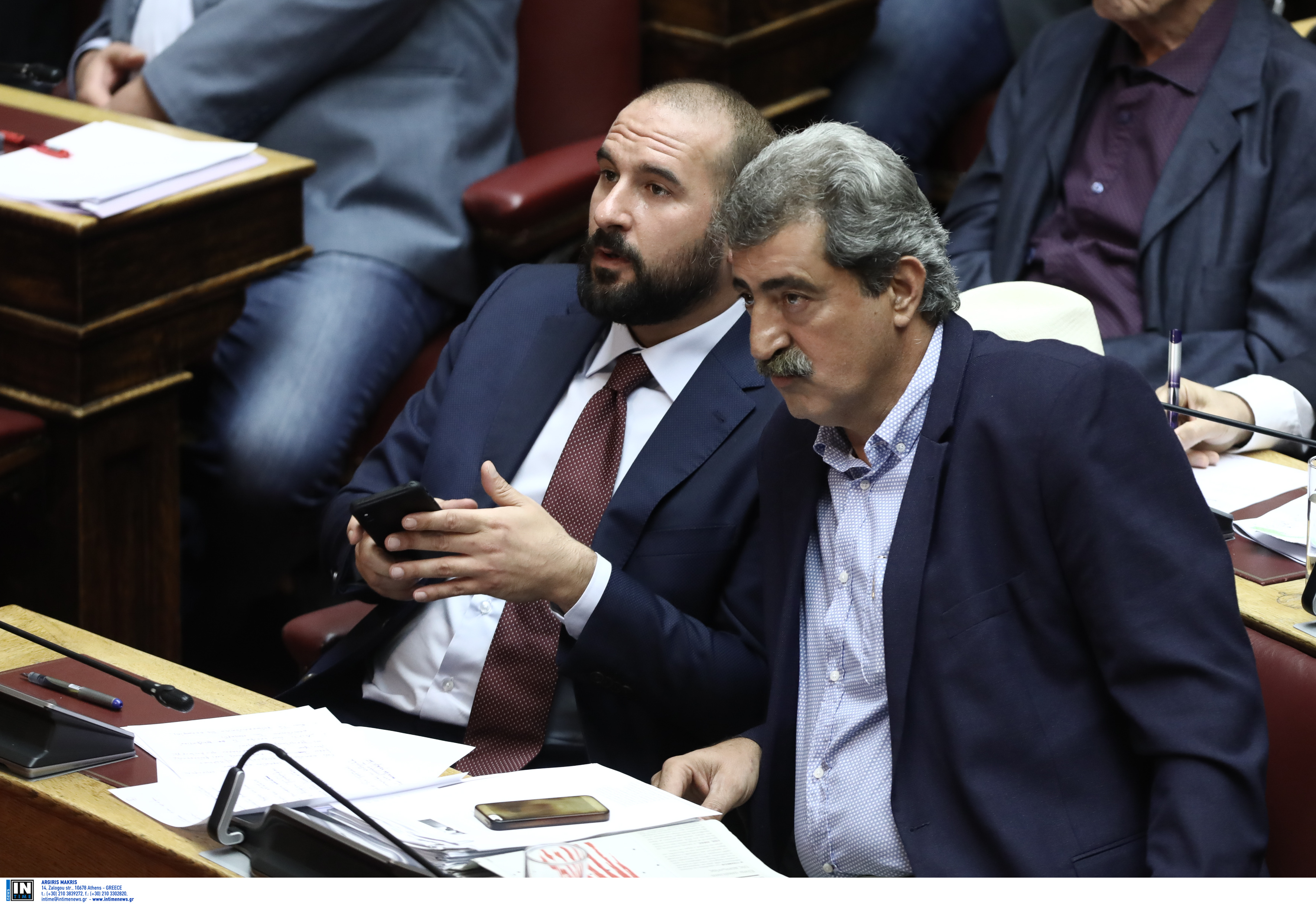 """Προς νέα αναβολή η Προανακριτική – Το «χαρτί» στα χέρια του ΣΥΡΙΖΑ και οι… """"αντικαταστάτες"""" Πολάκη - Τζανακόπουλου"""