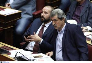 Προανακριτική: Να αντικατασταθούν Πολάκης και Τζανακόπουλος ζητεί το ΚΙΝΑΛ