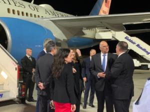 Πομπέο: Έφτασε στην Αθήνα ο αμερικανός υπουργός Εξωτερικών!