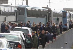Έβρος: Ατελείωτες ουρές στα ελληνοτουρκικά σύνορα – Το βίντεο που αποτυπώνει την ταλαιπωρία!