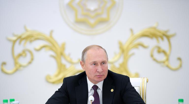 """Πούτιν: Ανάβει """"φωτιές"""" με ένα μόνο σχόλιο για τον Ερντογάν!"""