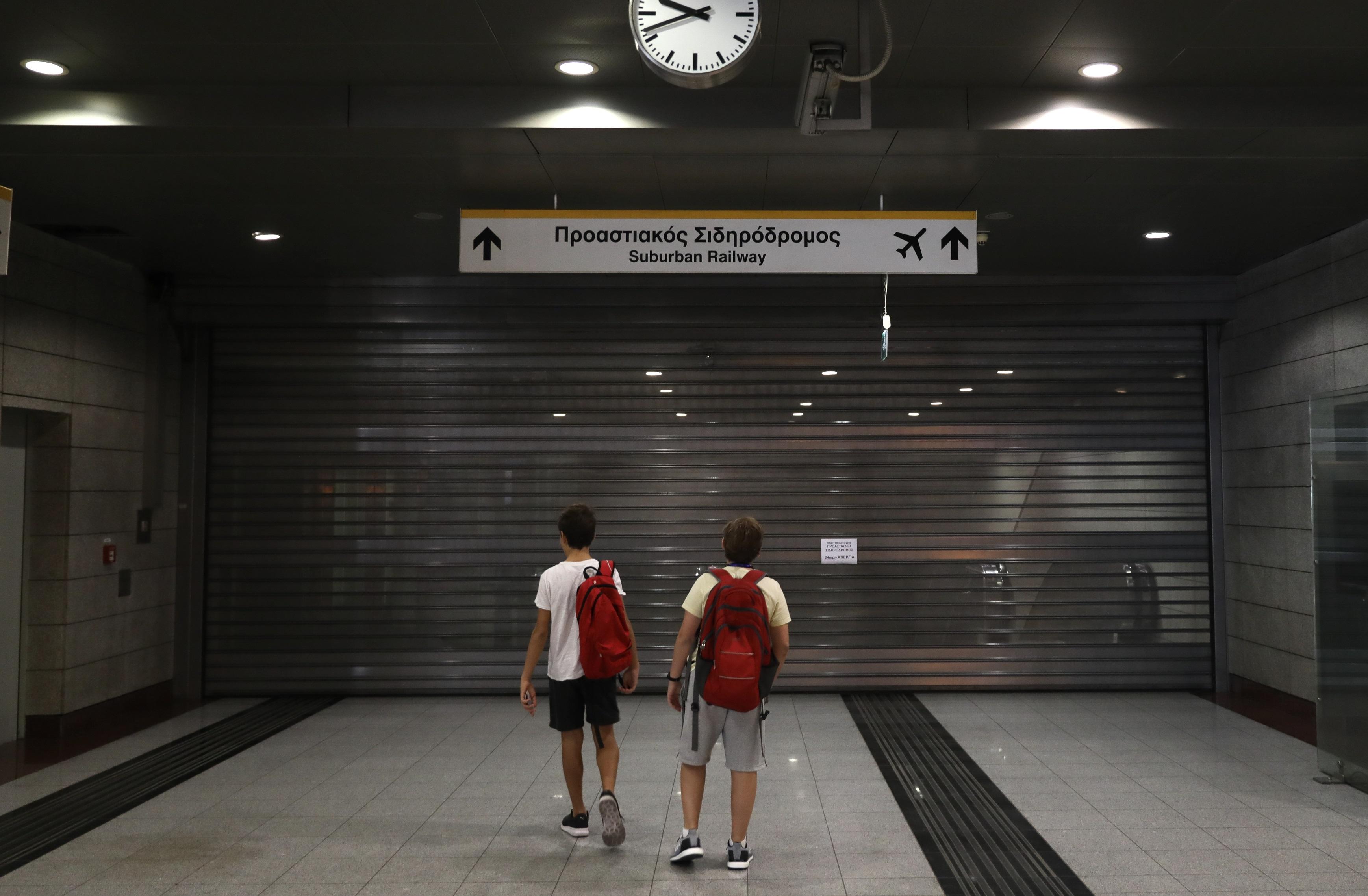 Νέες κινητοποιήσεις σε τρένα και Προαστιακό – Στάσεις εργασίας και 24ωρη απεργία!