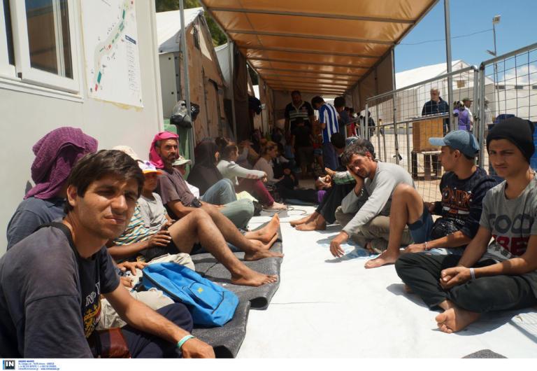 ΕΔΔΑ: Συνεπής η Ελλάδα στις υποχρεώσεις της για τις συνθήκες κράτησης μεταναστών στη Χίο