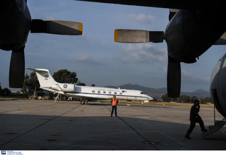 Σωτήρια παρέμβαση από το πρωθυπουργικό αεροπλάνο!