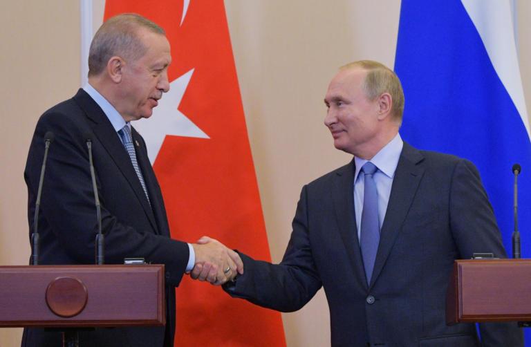 Συρία: Όλα όσα περιλαμβάνει η συμφωνία Ερντογάν – Πούτιν για τους Κούρδους