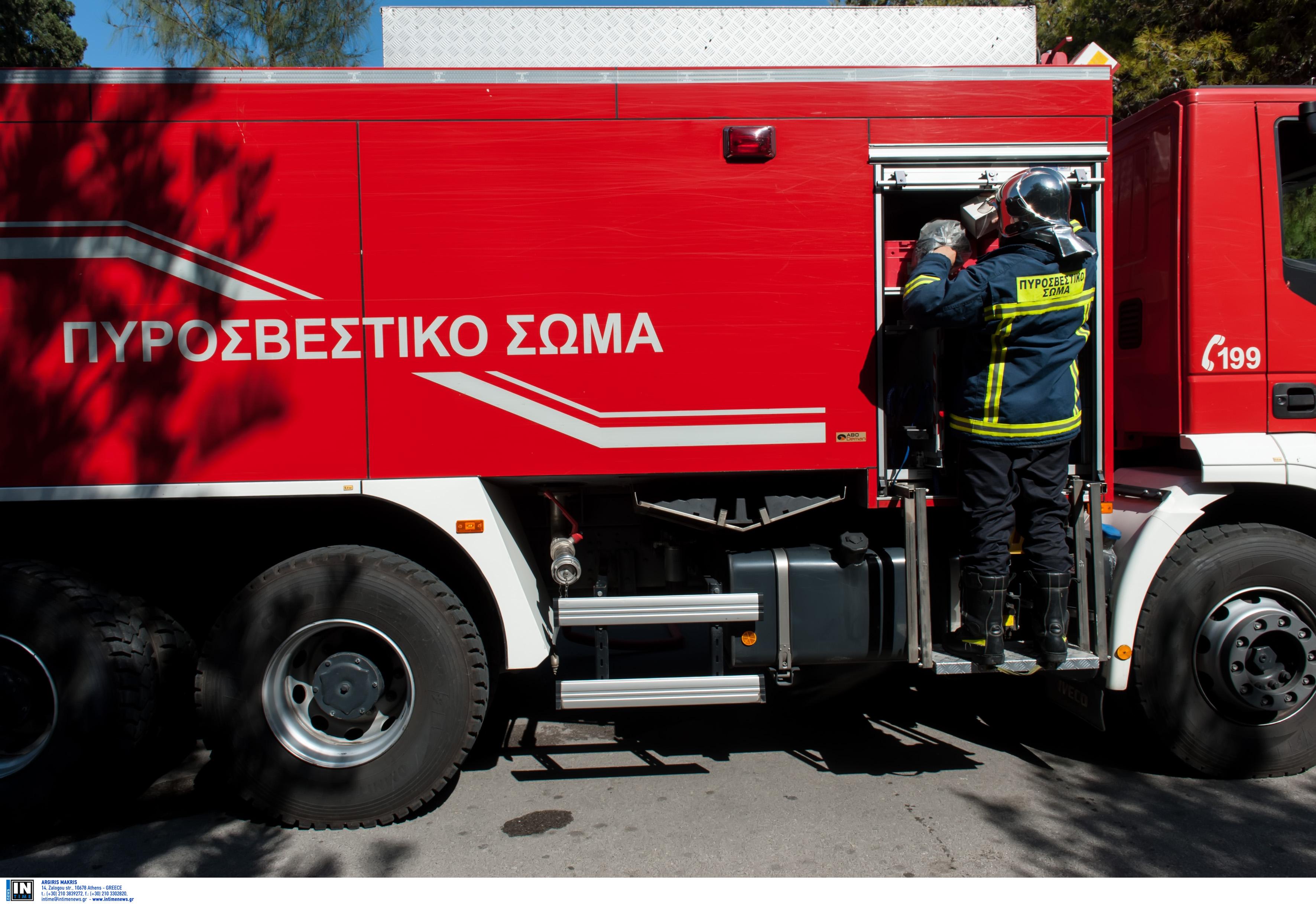 Θεσσαλονίκη: Συναγερμός για φωτιά σε υπόγειο πολυκαταστήματος – Η επέμβαση της πυροσβεστικής!