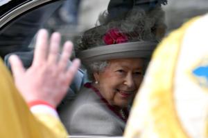 Η Βασίλισσα Ελισάβετ όπως δεν την έχετε ξαναδεί!