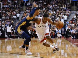 "NBA: Μαίνεται ο ""πόλεμος"" με την Κίνα! Δεν μεταδόθηκε η πρεμιέρα των Τορόντο Ράπτορς"