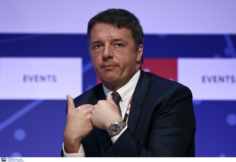 Ρέντσι: «Η Ιταλία χρειάζεται μια ισχυρότερη κυβέρνηση»