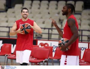 """Ολυμπιακός: """"Μπαίνουν"""" Ριντ και Ρότσεστι! Τα νούμερα που επέλεξαν"""