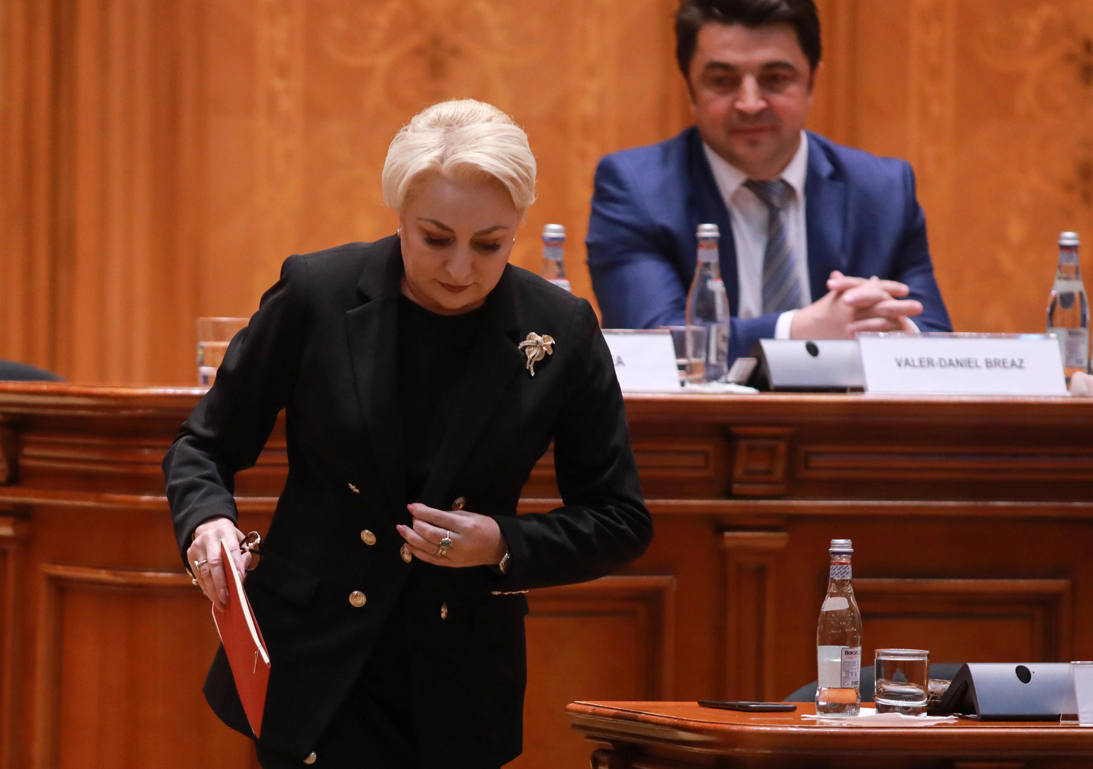Ανατράπηκε η κυβέρνηση στη Ρουμανία! Πέρασε η πρόταση μομφής