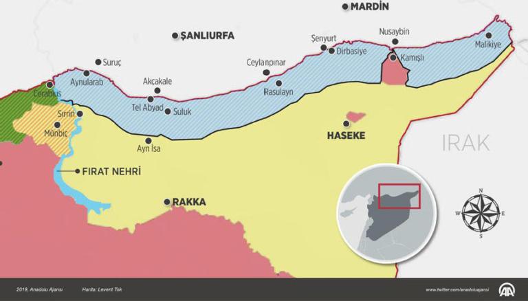 Συρία: Αυτή την περιοχή θα «εκκαθαρίσει» η Τουρκία