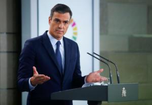 Ισπανία: Αποχή στην ψηφοφορία στήριξης της κυβέρνησης Σάντσεθ από το καταλανικό κόμμα