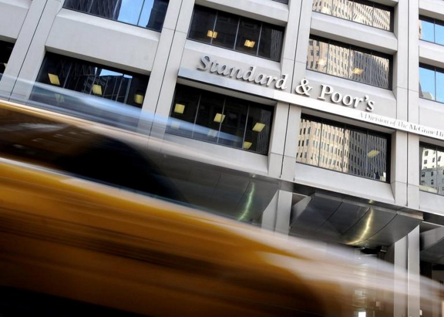 Η Standard & Poor's αναβάθμισε το αξιόχρεο των τεσσάρων συστημικών τραπεζών