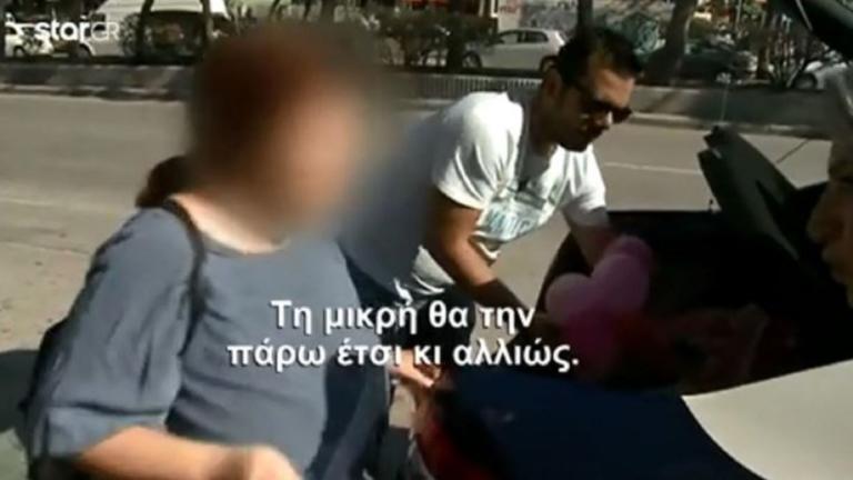 Θεσσαλονίκη: «Τη μικρή θα την πάρω πίσω» λέει τώρα η 25χρονη που εγκατέλειψε το κοριτσάκι