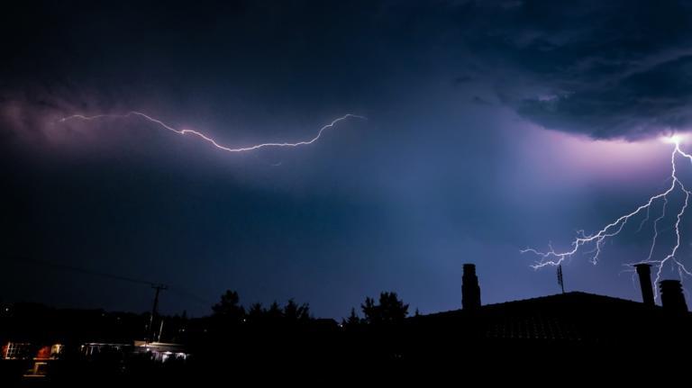 Καιρός – Καλλιάνος: «Καμπανάκι» για ισχυρές καταιγίδες την Παρασκευή 04/12