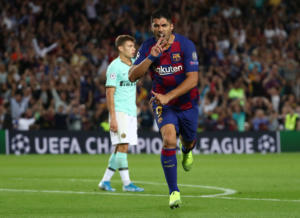 "Champions League: ""Σωτήρια"" ανατροπή για τη Μπαρτσελόνα! Ο Σουάρες ""λύγισε"" την Ίντερ – videos"