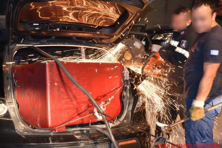 «Fast and furius» στη Θεσσαλονίκη! Χρηματοκιβώτια, ακριβά αμάξια και εκατοντάδες χιλιάδες ευρώ