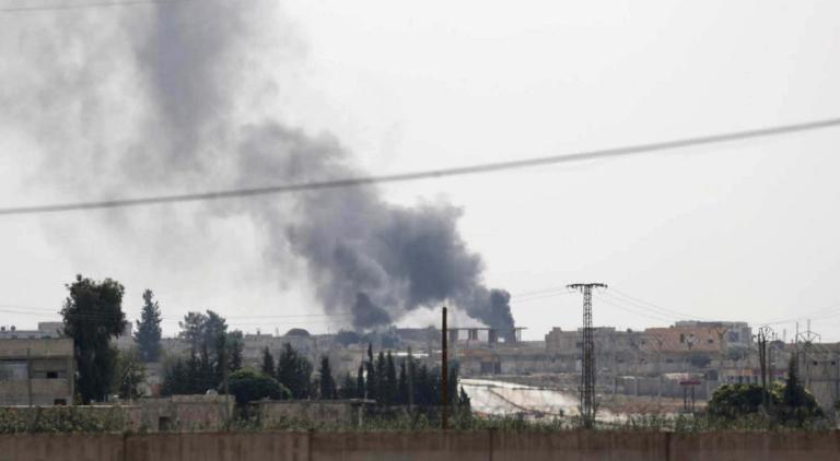 Συρία: Στοπ από την Γερμανία στις εξαγωγές όπλων στην Τουρκία