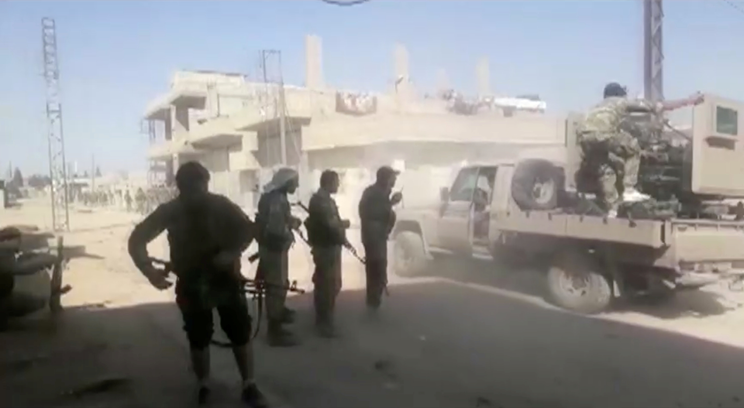 Συρία: Αρνούνται οι Κούρδοι τα περί ελέγχου της πόλης Ρας αλ Αϊν από τους Τούρκους