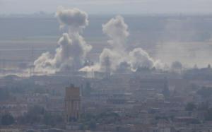 Συρία: Κρύβουν τις σφοδρές συγκρούσεις στη Μανμπίτζ οι Τούρκοι! video