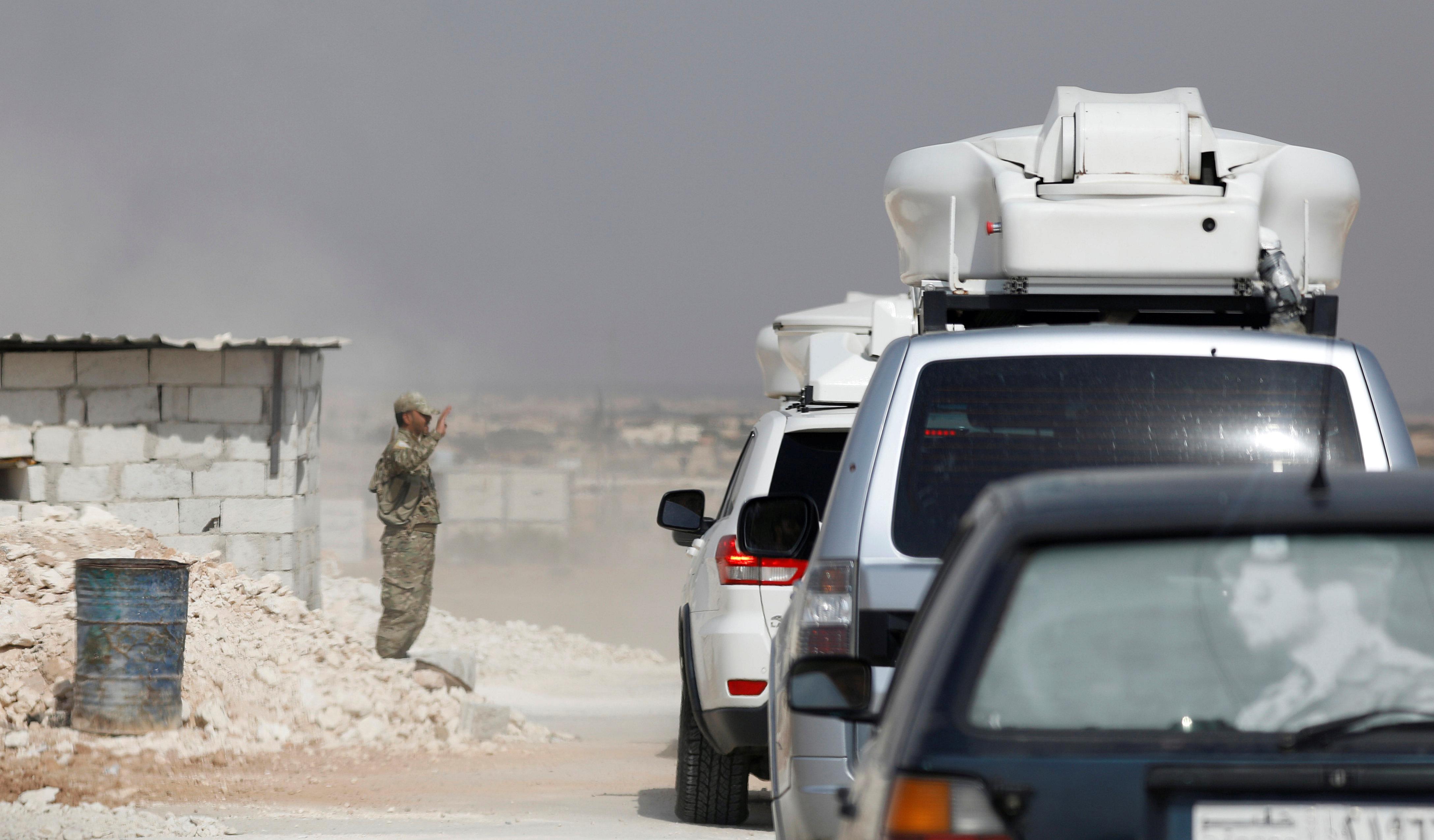 """Συρία: Αποχωρούν οι """"Γιατροί χωρίς Σύνορα"""" και οι διεθνείς ΜΚΟ"""