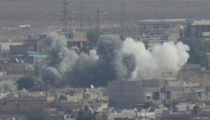 """Απτόητη η Τουρκία! Συνεχίζει την εισβολή και καταγγέλλει """"βρώμικη συμφωνία"""" Κούρδων με Άσαντ"""