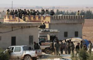 Συρία: Εντός 150 ωρών πρέπει να απομακρυνθούν οι Κούρδοι από τα σύνορα με την Τουρκία
