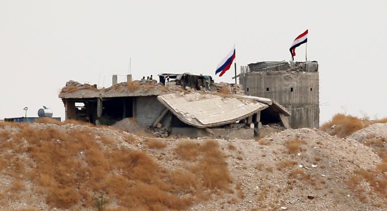 Συρία: Η ρωσική στρατονομία έφτασε στο Κομπανί